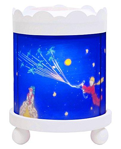 Preisvergleich Produktbild Trousselier Le Petit Prince Nachtlicht,  Magische Laterne,  Karussell,  Projektor,  Weiß