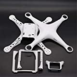 N/V Drone Body Shell Frame Case Cover Cover Avec Atterrissage Pour Dji Phantom 3 Professional Advanced Standard Quadcopter Pièces de Rechange