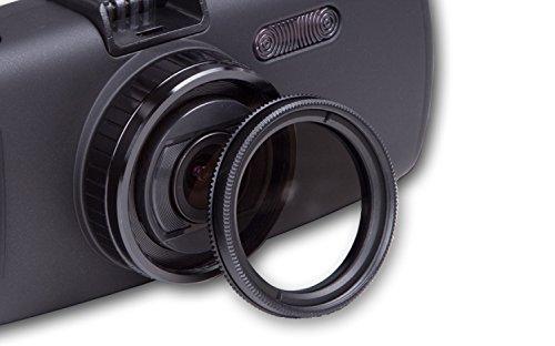 30mm CPL Filter für iTracker GS6000-A7 GS6000-A12 und DC300-S Dashcam Polfilter Polarisationsfilter