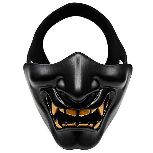 Winpavo Halloween-Deko Halloween Party Requisiten Máscara De Paintball Máscaras De Halloween...