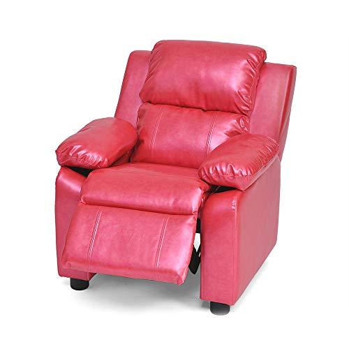 YHF Moderne Freizeit Sofa einsitz Couch, Leder Holz Freizeit Wohnzimmer möbel Sessel, bilden, Schlafzimmer, Wohnzimmer,C