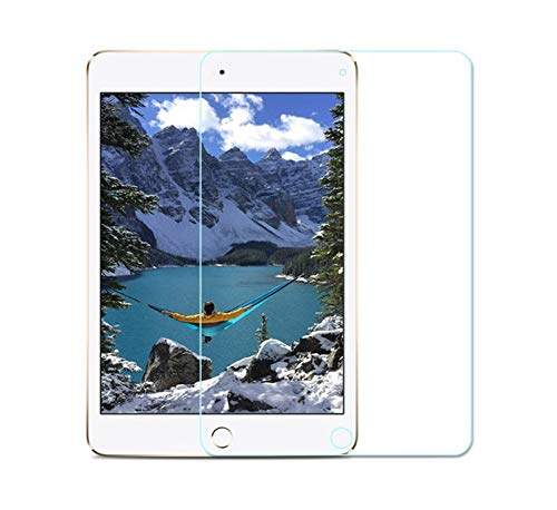 JYBHSH For IPad 10.2 9.7 2018 2017 Pro Air 3 10.5 11 2020 Tempered Glass IPad Air 1 2 Mini 5 2 3 4 Screen Protector (Color : For 9.7 2017 2018)