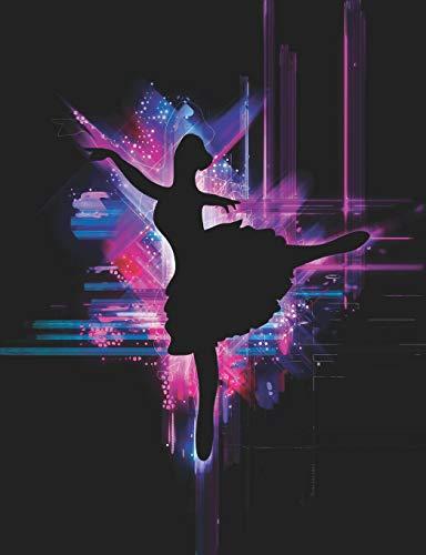 Journal: Cool Ballerina Dancer's Notebook