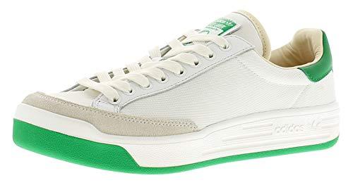 adidas - Botines de Tela hombre, color Blanco, talla 37 1/3 EU