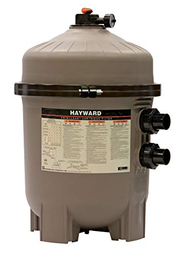 Hayward W3C4030 SwimClear Cartridge Pool Filter, 425 Square Foot
