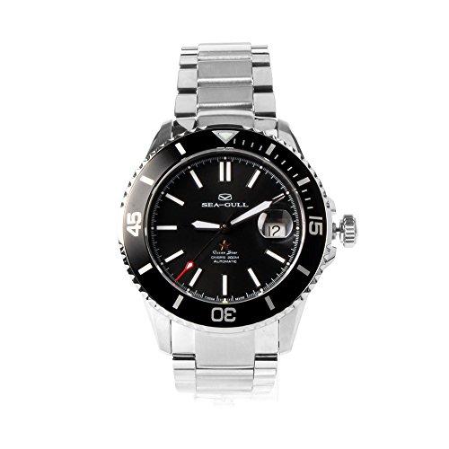 Gaviota Océano Star–Reloj automático de Hombre Buceo natación 816.523