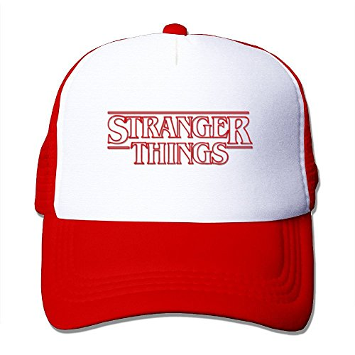 Adult Stranger Things Eleven Adjustable Mesh Hat Trucker Bas