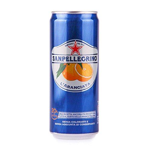Aranciata Dose 24 x 330 ml. - Sanpellegrino Limonade Original