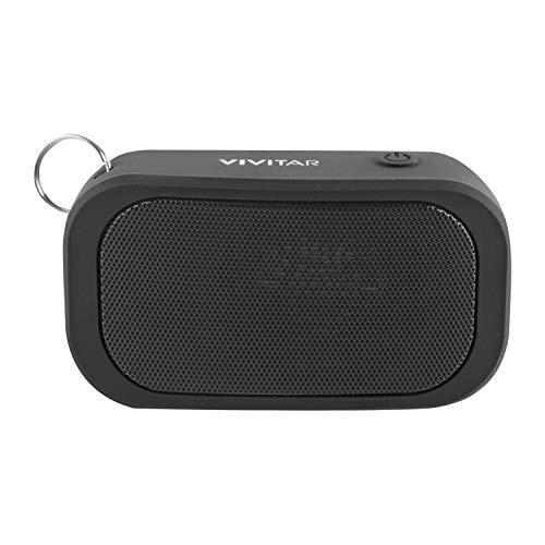 Vivitar Waterproof Mini Bluetooth Speaker with Carabiner