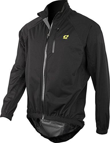 O'NEAL Monsoon Rain Jacket Fahrrad Regenjacke schwarz 2020 Oneal: Größe: L (52/54)