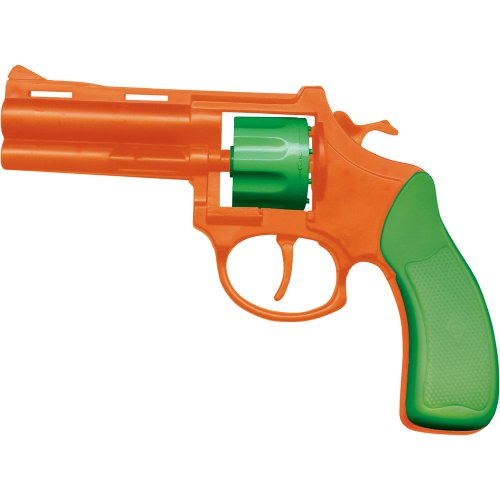 Rubies Detective Style Revolver Cap Pistol
