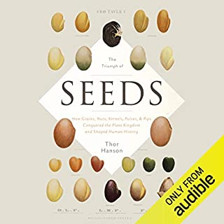 The Triumph of Seeds audiobook cover art