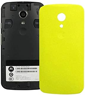 Mobile Phones Communication Accessories Battery Back Cover for Motorola Moto G (2nd Gen) XT1063 / XT1068 / XT1069(Black) (...