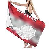 Premium Multipurpose Quick Drying Soft and Superfine Fiber Highly Absorbent for Bathroom Shower Towel Lightweight Super Soft Towels Set