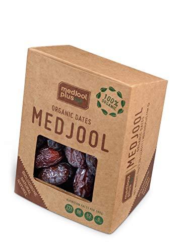KoRo - Dátiles Medjool Medium Delight BIO 1 kg - Dátiles dulces como la miel y supertiernos