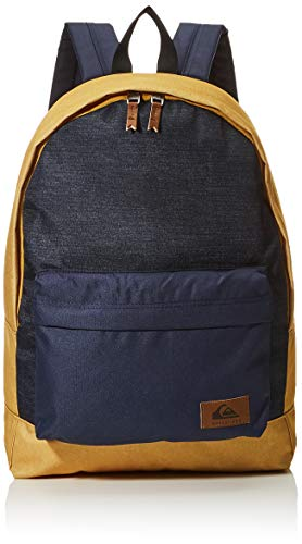 Quiksilver Mens EVERYDAY POSTER PLUS Backpack, Honey Heather, 1 SIZE