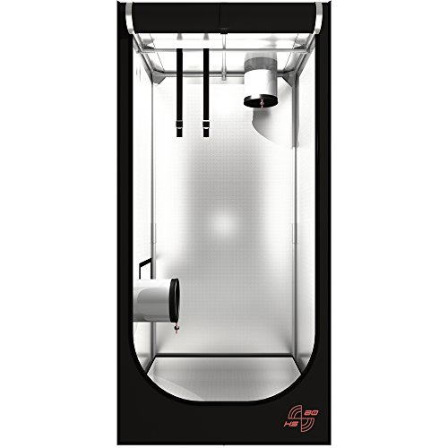 Secret Jardin SJ Hydro Shoot 80 Grow Box HS Zuchtschrank 180 x 80 x 80 cm