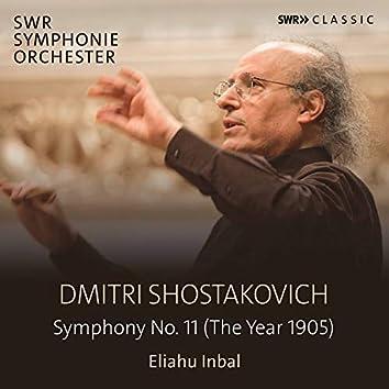"Shostakovich: Symphony No. 11 in G Minor, Op. 103 ""The Year 1905"""