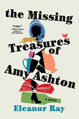 <em>The Missing Treasures of Amy Ashton</em>