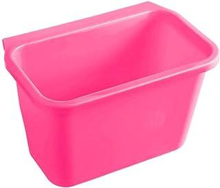 ZYCSKTL 2 pièces de Porte d'armoire de Cuisine Suspendue Poubelle boîte de Rangement de Bureau en Plastique 21 * 13.8 * 13...