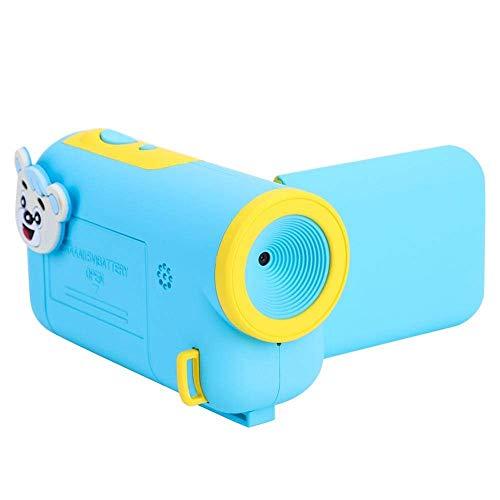 Kinder-Digitalkamera, Mini-Kunststoff-bewegliches nettes Kind-Kamera-Geschenk, Feste F-ocus Objektiv, Entwicklung von Kindern Gehirn, Fotografie Hobby, Geburtstag, for Kinder (Pink) ZHANGKANG