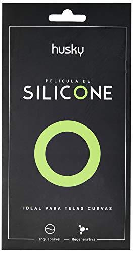 Película de Silicone, Husky, Moto G5S Plus, Película Decorativas, Transparente