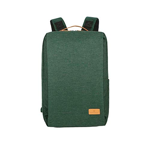Nordace smart backpack Siena, 19 litres, USB, Green (Green) - Siena