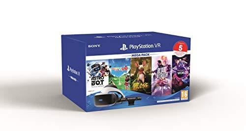 VR Mega3 VCH/VR World VCH/PS VR MK5 [Edizione: Spagna]