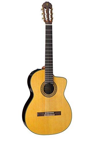 Takamine TC132SC - Guitarra clasica electrificada cutaway
