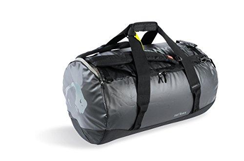Tatonka Unisex-Adult Reisetasche Barrel, black, 69 x 42 x 42 cm, 85 Liter/L