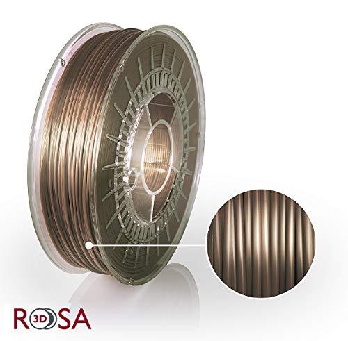 Filament PLA Starter 1,75 mm 0,8kg Pearl Gold