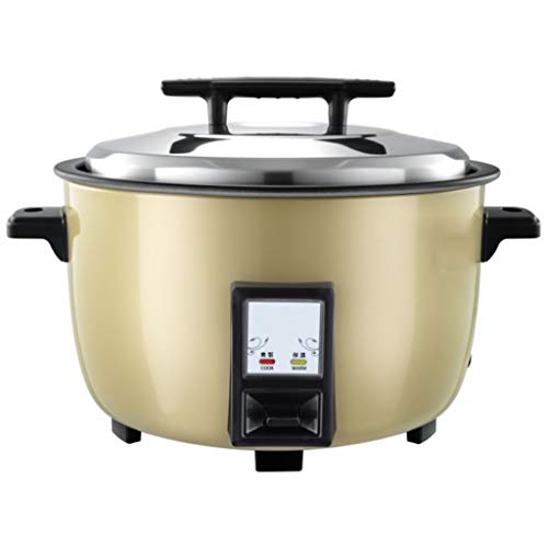 Comercial eléctrica olla de arroz de gran capacidad olla de cocción lenta...