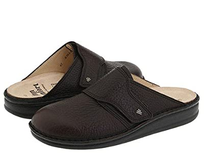Finn Comfort Amalfi 81515 (Mocca Leather) Clog/Mule Shoes