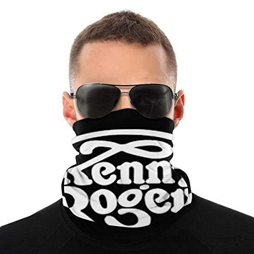 N/W Kenny Rogers Foulard de protection solaire respirant pour cyclisme, sports de plein air