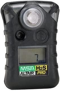 Msa - Altair Pro Single -Gas Detector Single Gas Detector Pkgdaltair Pro O2: 454-10074137 - single gas detector pkgdaltair pro o2