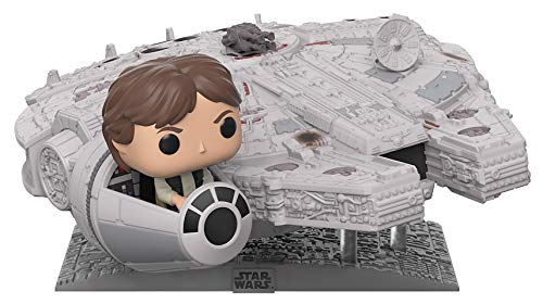 (40% OFF Deal) Star Wars: Falcon w/ Han Solo – AMAZON exclusive $38.99
