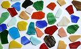 Vetro infrangibile, 300 g, tiffany mosaico con pietre colorate (circa 50 - 60 pezzi).