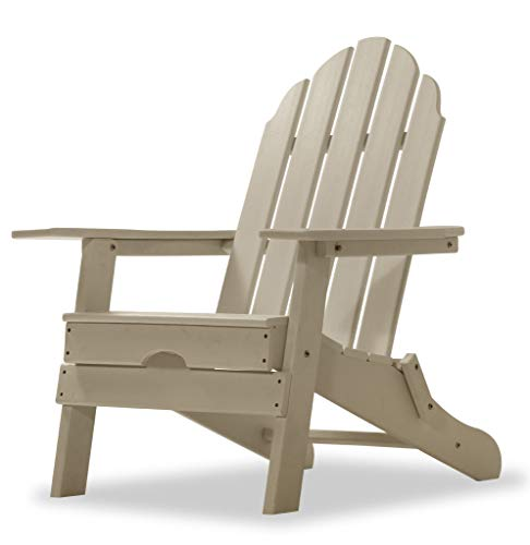 Original Dream-Chairs since 2007 Adirondack Chair Folding aus Kunststoff