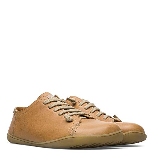 Camper Peu Cami, Zapatillas Hombre, Marrón (Medium Brown 210), 45 EU