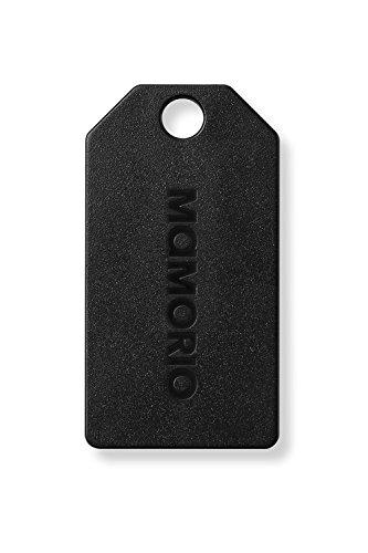 MAMORIO S マモリオ エス Black&Black 世界最軽・最小・最薄クラスの紛失防止タグ/Bluetooth/
