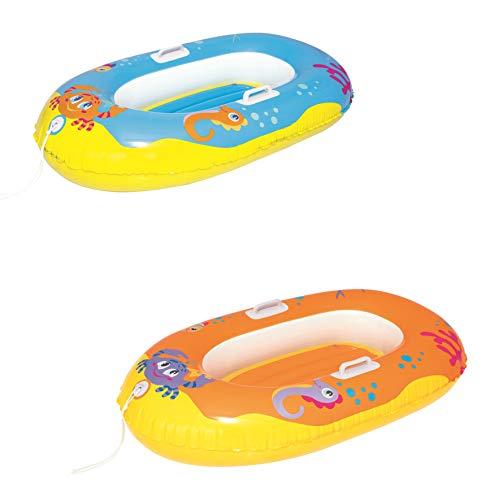 Bestway Kinderboot Krusti, 3-6 Jahre, sortiert