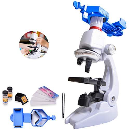 MAQRLT Microscopios para Estudiantes