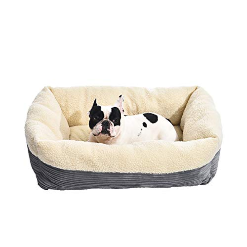 Self Warming Pet Bed For Cat or Dog, 35 x 11 x 27 Inches