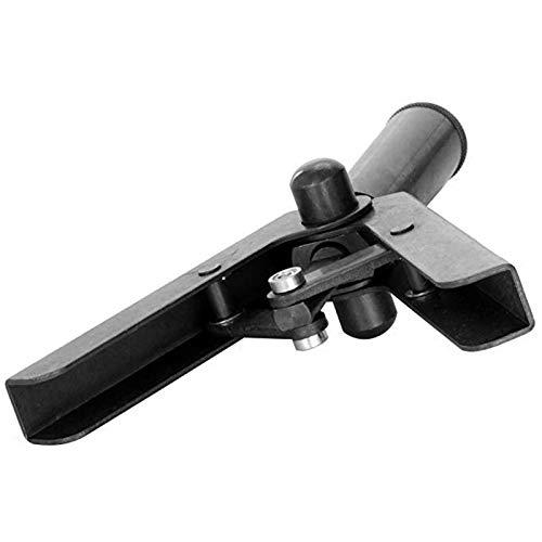 41 Pc Assorted Plastic Rivet Machine Puller Set Hand Tool W / 40 Poly Rivet Paint Scrapers (Color : Black)