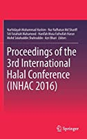 Proceedings of the 3rd International Halal Conference (INHAC 2016)