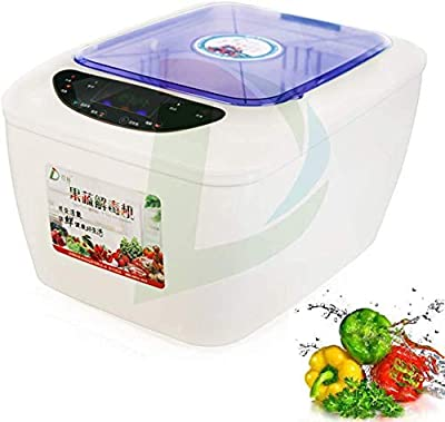 Intelligent vegetable washing machine, Seafood Cleaning Machine, Automatic Ultrasonic Cleaning Machine, LED Intelligent Control Panel for dry cleaning vegetables