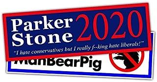 Best we must stop manbearpig bumper sticker Reviews