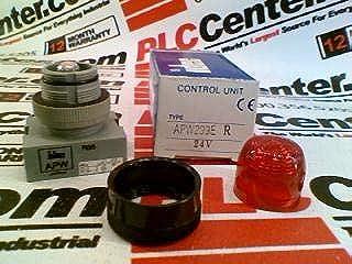 IDEC APW299-E-R-24V Pilot Light RED OEM W//Plastic Bezel 24V
