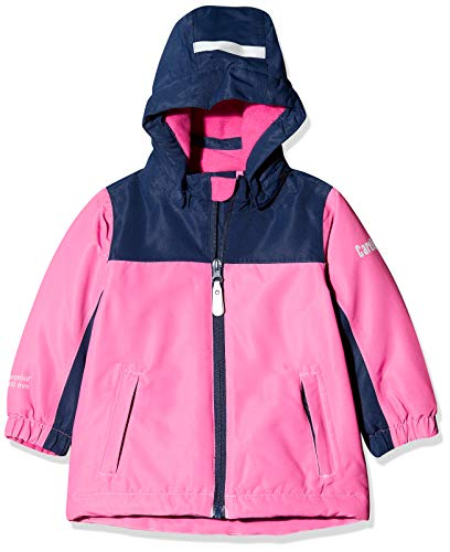 CareTec 550285 Blouson, Multicolore (Rose Violet 4133), 80