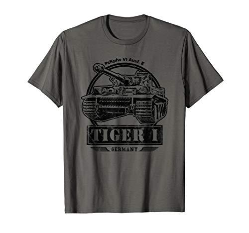 Tiger I Panzer T-Shirt